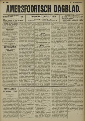 Amersfoortsch Dagblad 1909-09-23