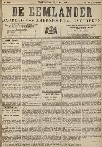 De Eemlander 1908-07-22