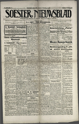 Soester Courant 1923-02-17