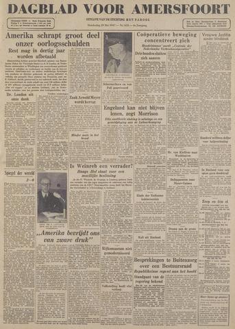 Dagblad voor Amersfoort 1947-05-29