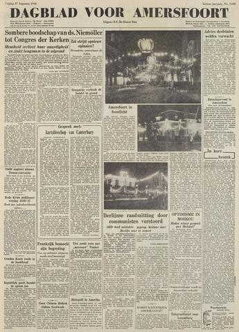 Dagblad voor Amersfoort 1948-08-27