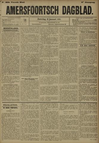 Amersfoortsch Dagblad 1911-01-21