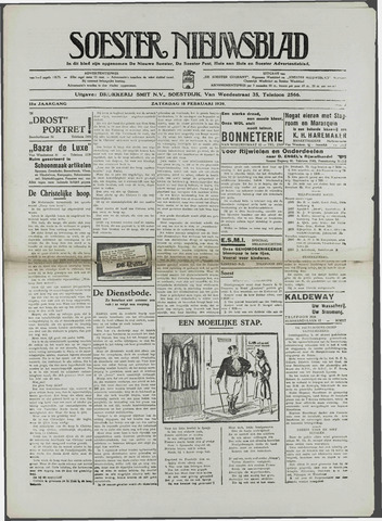 Soester Courant 1939-02-18