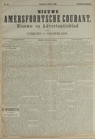 Nieuwe Amersfoortsche Courant 1889-10-05