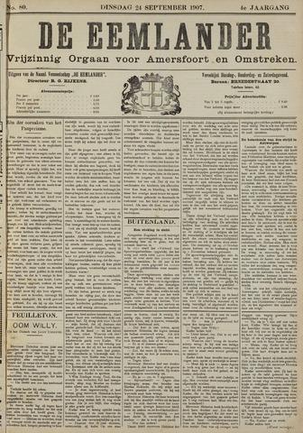 De Eemlander 1907-09-24