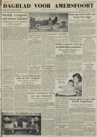 Dagblad voor Amersfoort 1951-02-06
