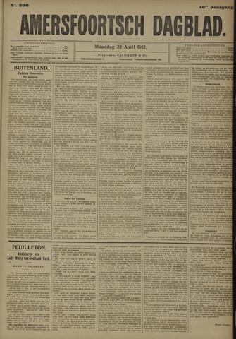 Amersfoortsch Dagblad 1912-04-22