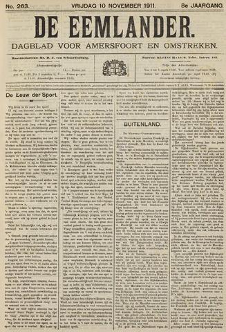 De Eemlander 1911-11-10