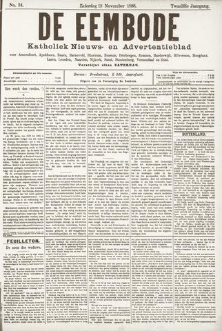 De Eembode 1898-11-19