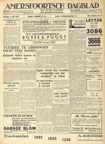 Amersfoortsch Dagblad / De Eemlander 1939-07-08