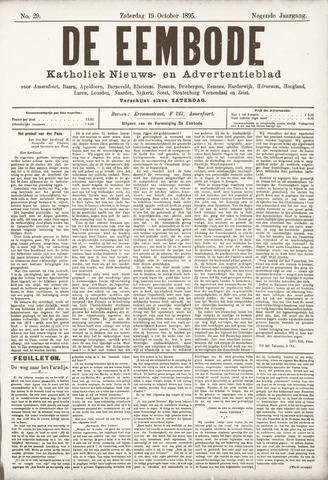 De Eembode 1895-10-19