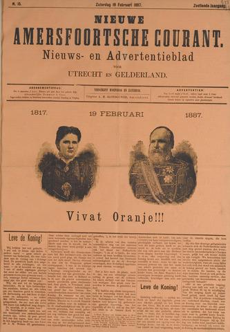 Nieuwe Amersfoortsche Courant 1887-02-19