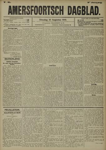 Amersfoortsch Dagblad 1910-08-30