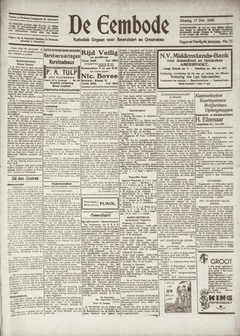 De Eembode 1935-12-17