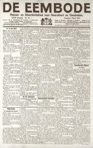 De Eembode 1914-03-03