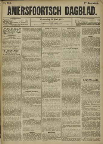 Amersfoortsch Dagblad 1905-06-28