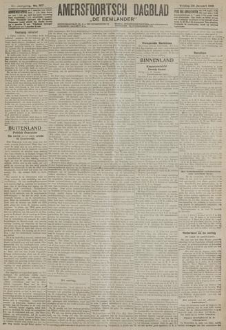 Amersfoortsch Dagblad / De Eemlander 1918-01-25