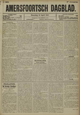 Amersfoortsch Dagblad 1907-04-22