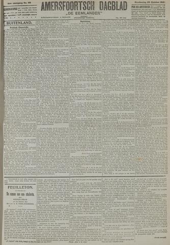 Amersfoortsch Dagblad / De Eemlander 1921-10-20
