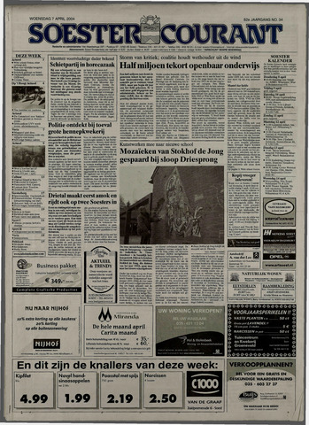 Soester Courant 2004-04-07