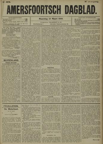 Amersfoortsch Dagblad 1909-03-22