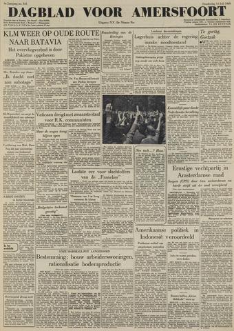 Dagblad voor Amersfoort 1949-07-14