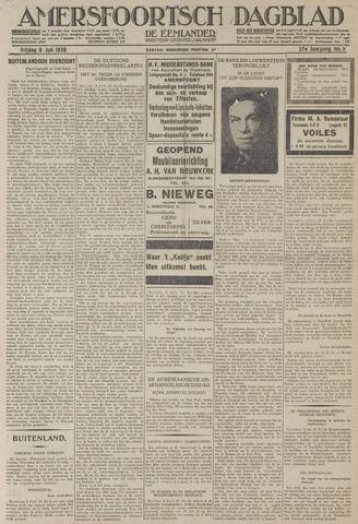 Amersfoortsch Dagblad / De Eemlander 1928-07-06
