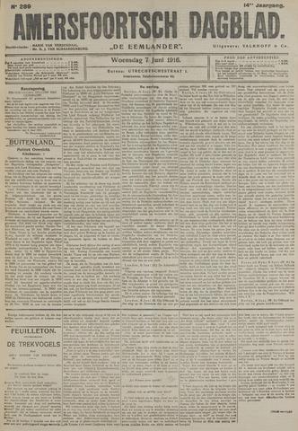Amersfoortsch Dagblad / De Eemlander 1916-06-07
