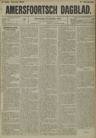 Amersfoortsch Dagblad 1908-10-28
