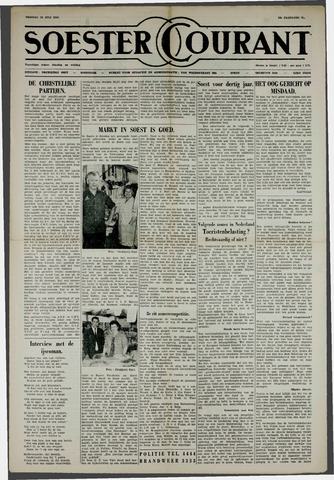Soester Courant 1964-07-24