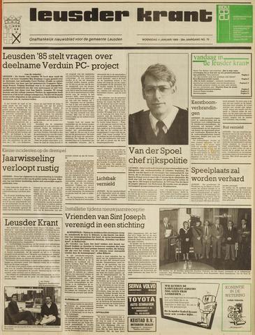 Leusder Krant 1989-01-04