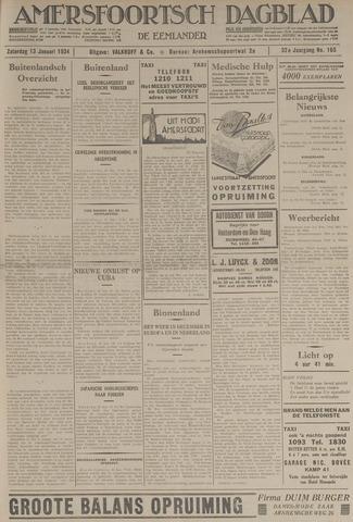 Amersfoortsch Dagblad / De Eemlander 1934-01-13