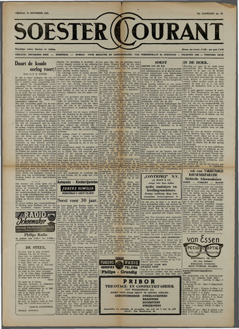 Soester Courant 1955-11-18