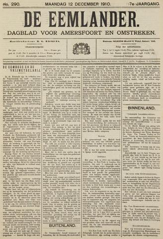 De Eemlander 1910-12-12