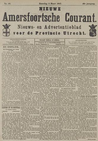 Nieuwe Amersfoortsche Courant 1917-03-03