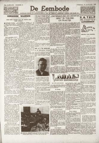 De Eembode 1940-01-19