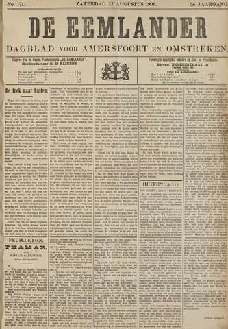 De Eemlander 1908-08-22