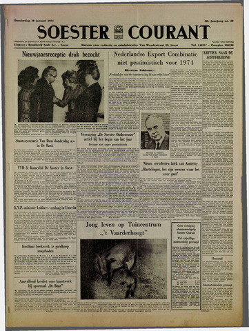 Soester Courant 1974-01-10