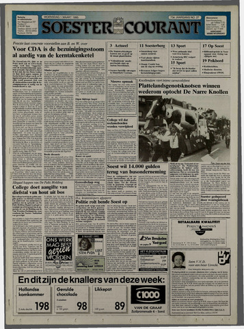 Soester Courant 1995-03-01