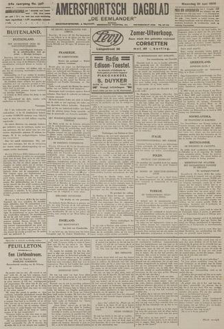 Amersfoortsch Dagblad / De Eemlander 1926-06-21