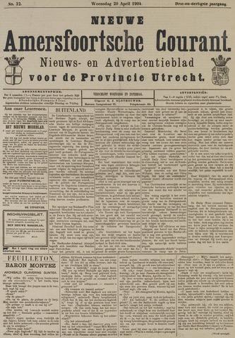 Nieuwe Amersfoortsche Courant 1904-04-20