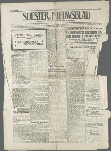 Soester Courant 1933-01-06