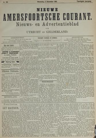 Nieuwe Amersfoortsche Courant 1891-12-02