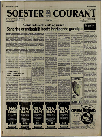 Soester Courant 1981-04-15