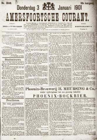 Amersfoortsche Courant 1901