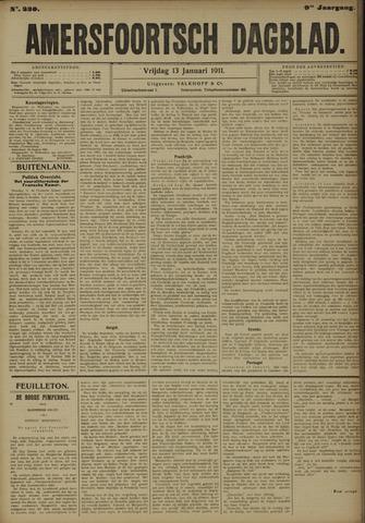 Amersfoortsch Dagblad 1911-01-13