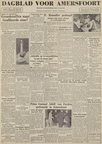 Dagblad voor Amersfoort 1947-01-23