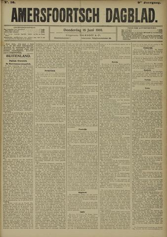 Amersfoortsch Dagblad 1910-06-16