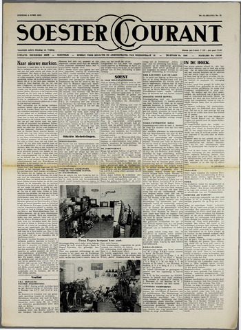 Soester Courant 1952-04-08