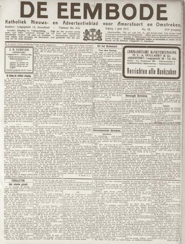 De Eembode 1917-06-01